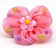Резинка для волос детская Цветок, фото 5