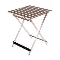 Стол для пикника Aluwood малый (Time Eco TM)