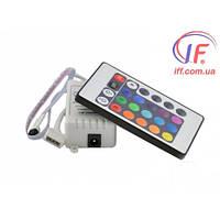Контроллеры IR RGB кнопочный пульт