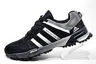 Мужские кроссовки в стиле Adidas Marathon TR26, Black\White