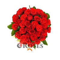 Эль Торо 35 красных роз