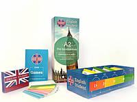 Флеш-карточки для изучения английского языка Уровень Pre Intermediate
