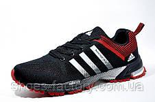 Мужские кроссовки в стиле Adidas Marathon TR26, Red\Black, фото 2