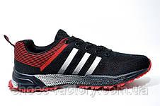 Мужские кроссовки в стиле Adidas Marathon TR26, Red\Black, фото 3