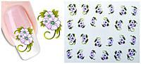 Слайдер цветочки 1157