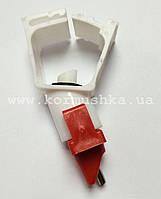 Ниппельная поилка 360˚ для гусей, уток (квадратная труба)