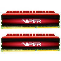 Модуль памяти для компьютера DDR4 16GB (2x8GB) 3400 MHz Viper 4 Patriot (PV416G340C6K)