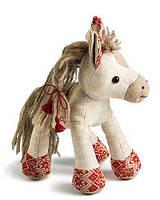 М'яка Іграшка Коник Ясочка 33*25 см Мягкая игрушка Лошадка Конь