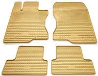 Резиновые коврики для Honda Accord 8 2008-2012 (STINGRAY)