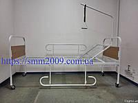 Кровать медицинская функциональная  2-х секционная (сетка)