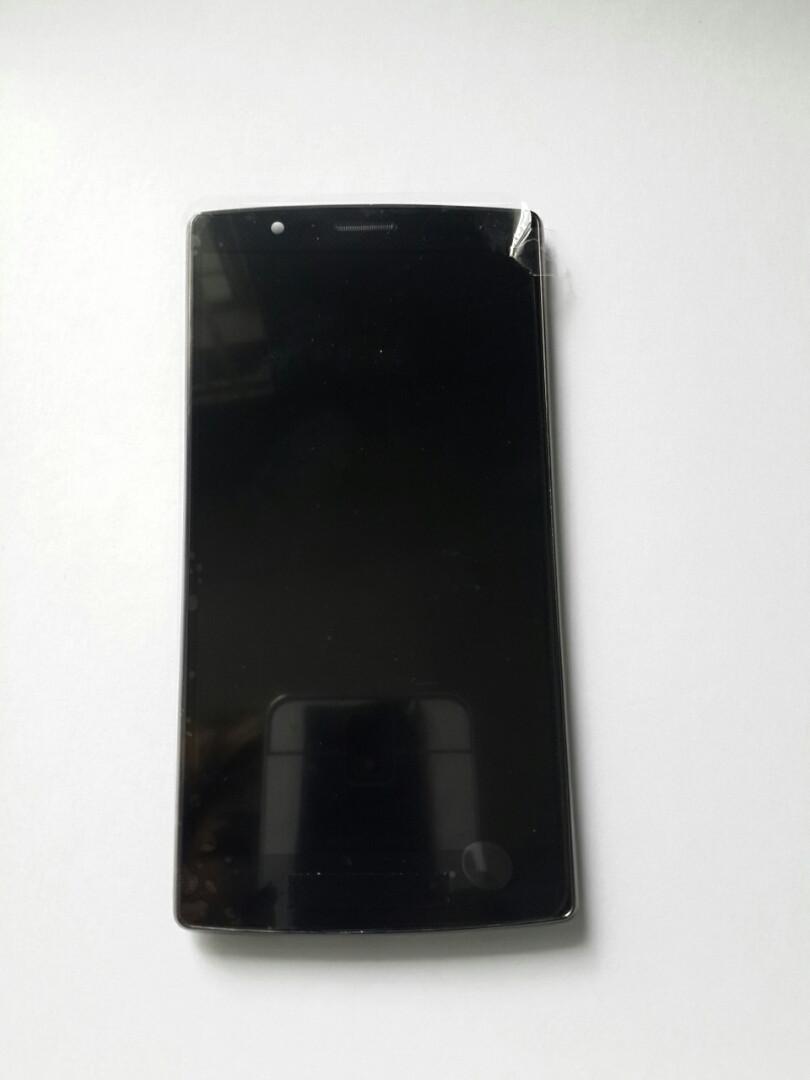 Дисплей LG G4 F500/H815/H818// P1 чорний, з тачскріном і рамкою, в зборі