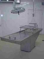 Стол секционный патологоанатомический СС(п) 1 ( с мойкой)