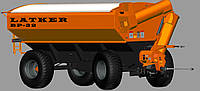 Бункер перегрузчик LATKER BP-32