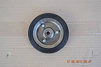 Колесо к тележке ручной диаметр 12 см.