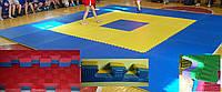 Татами Ласточкин хвост Мат Даянг Турция 1м х 1 метр толщина 2.2см - 3.8см