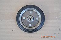Колесо к тележке ручной диаметр 15 см.