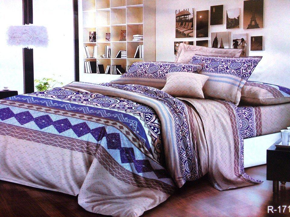 Полуторный комплект постельного белья Восточная Сказка
