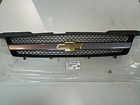 Решетка радиатора Авео T200 DAEEI(OE) хромированная