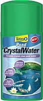 Tetra Pond CrystalWater 1л - быстро очищает мутную прудовую воду