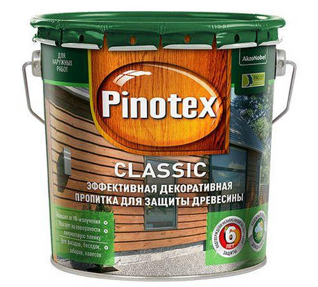 PINOTEX CLASSIC 3л., фото 2