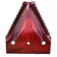 611203 Сегмент ножа жатки Claas RASSPE (611203-S)(Германия)