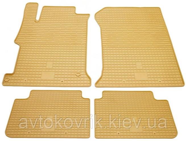 Резиновые коврики в салон Honda Accord 9 2013- (STINGRAY)