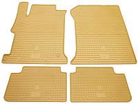 Резиновые коврики для Honda Accord 9 2013- (STINGRAY)