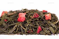 Чай `Земляника со сливками`