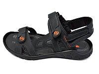 Мужские сандали лето натуральная кожа Merrell M1 Black