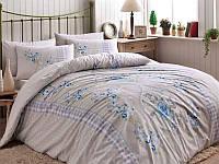 Двуспальное евро постельное белье TAC Paolo Ранфорс