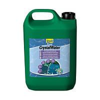Tetra Pond CrystalWater 3л - быстро очищает мутную прудовую воду
