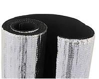 Aлюфом® R – листовой синтетический каучук ламинированный алюминиевой фольгой