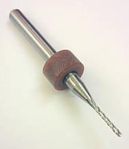 Твердосплавная фреза 1,0 мм для стандартного раскроя (кукуруза), хвостовик: 3.175 мм