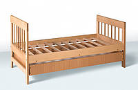 Кровать подростковая с выдвижным ящиком