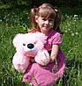 Мягкая игрушка Мишка Умка лежащий, 50 см, фото 3