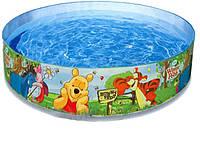 Детский каркасный бассейн Intex 58475 Винни Пух HN