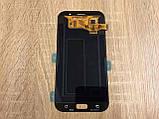Дисплей на Samsung A720 Galaxy A7(2017) Чёрный(Black),GH97-19723A, Super AMOLED!, фото 2