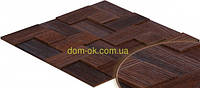 Мозаика деревянная 3D Enfasi  * Enfacsi Thermo Oak Brushed