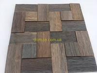 Мозаика деревянная 3D Enfasi  *  Дуб Ice