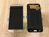 Дисплей Samsung A3 A320 Золото Gold GH97-19732B оригинал!
