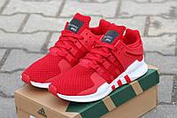 Мужские спортивные кроссовки  Adidas Equipment (красные)