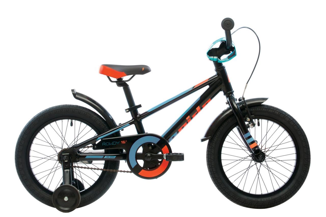 """Детский велосипед Pride Rowdy 16"""" (BB)"""