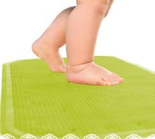 Антискользящий коврик XL Kinderenok салатовый Оптом