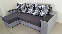 Кутовий диван Візит з функціональними боковинами