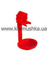 Каплеуловитель на круглую трубу 25 мм