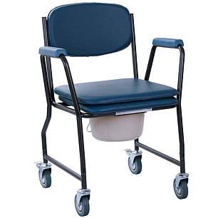 Кресло-каталка с мягким сиденьем, OSD-MOD-WAVE, фото 2