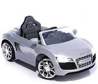 Детский электромобиль Geoby W458QG-A04 пепельн