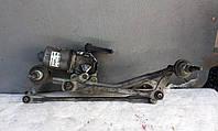 Механизм моторчик стеклоочистителя трапеция дворников Ford Fiesta Mk 5 404.745 2S6T17B571AC 5492F 2S6117500AE