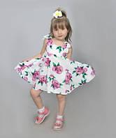 Платье детское на девочку (от 2 до 8 лет). Разные расцветки., фото 1