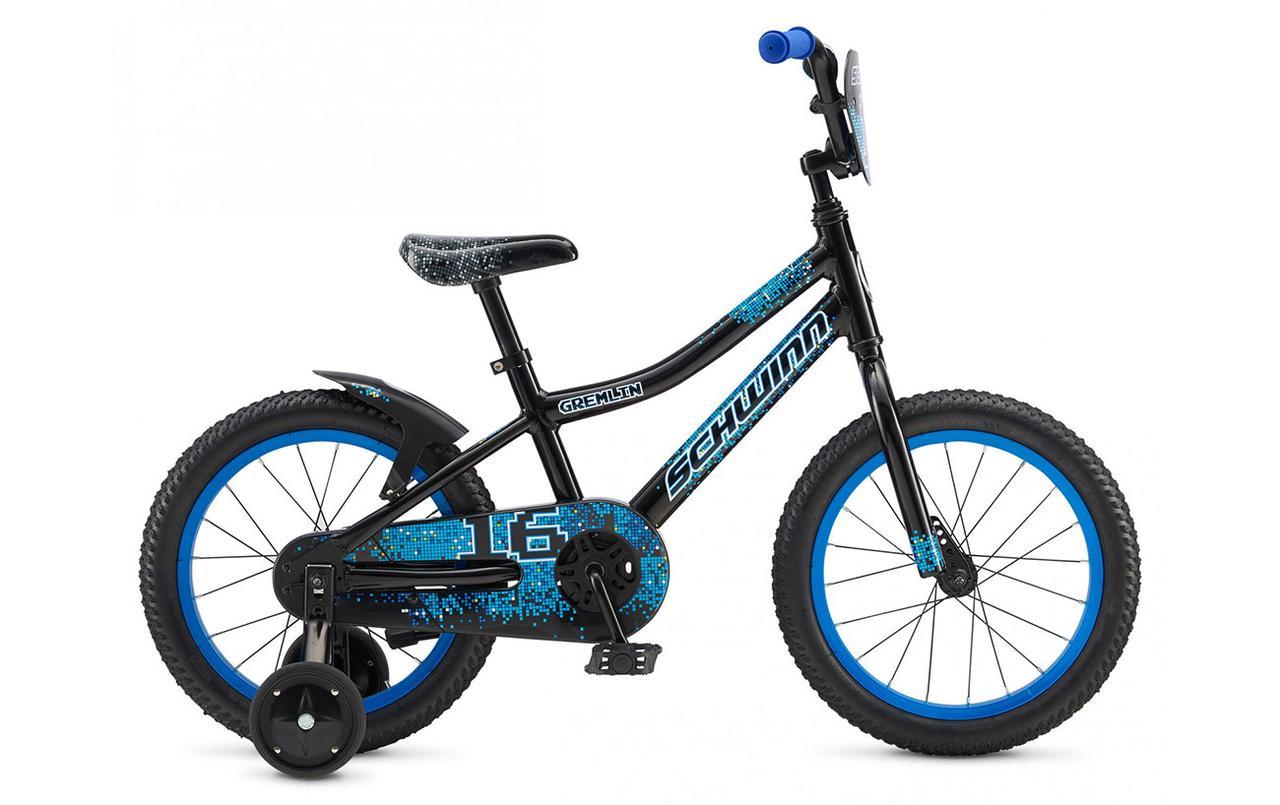 "Детский велосипед Schwinn Gremlin boys 16"" (BB)"